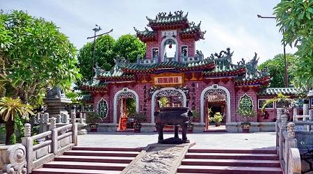 Phuc Kien assembly hall - Hoi An