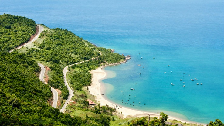 Son Tra Beach, Da Nang, Vietnam