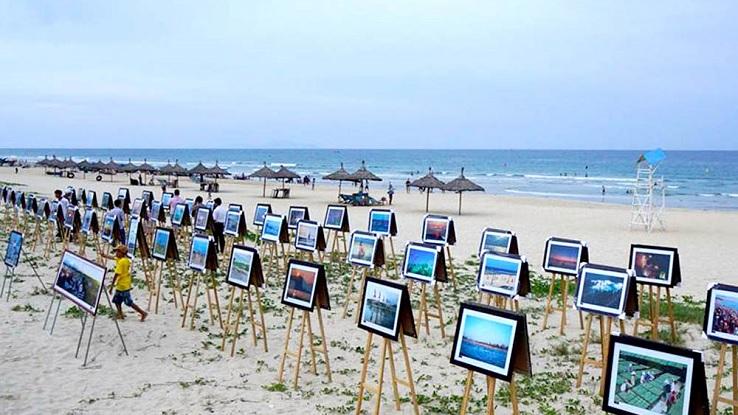 Tam Thanh Beach, Tam Ky, Quang Nam, vietnam