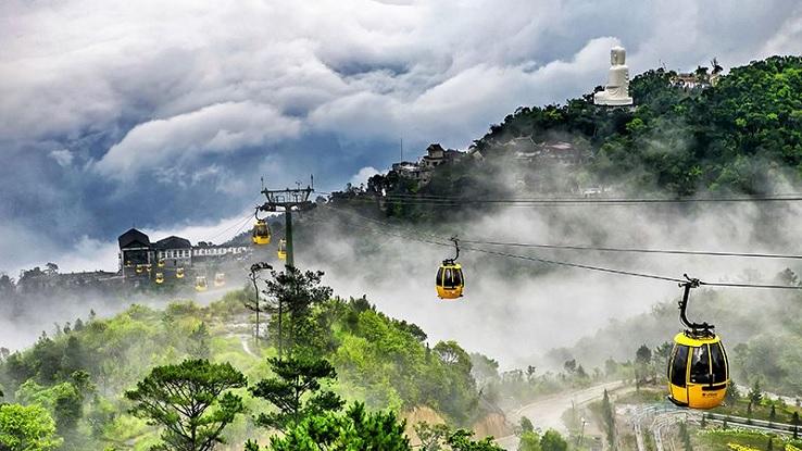 Ba Na Hills, Da Nang