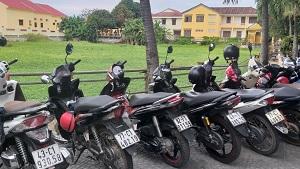 Hoi An Bike Parking